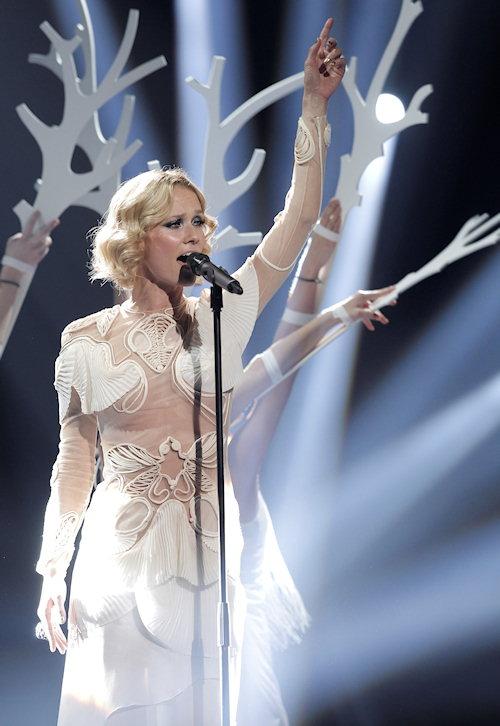 Den mest spillede sang i 2011 var recordere.dk