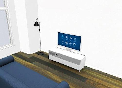 samsung 32 smart tv hvid