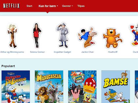 Netflix Barn
