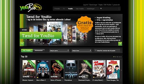 youbio app samsung smart tv
