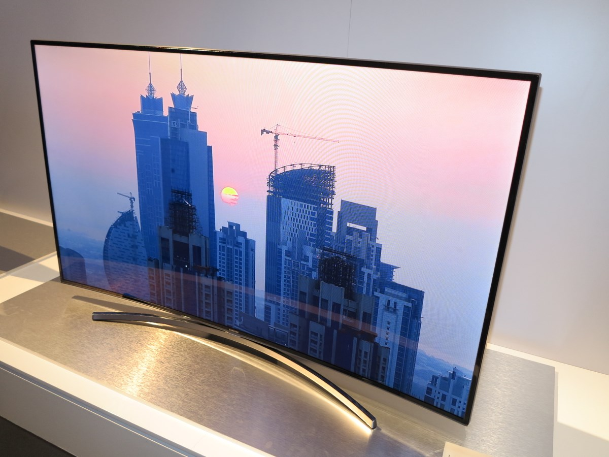 Topmoderne Et TV til kr. 1 million - og andre Samsung TV - recordere.dk PZ-82