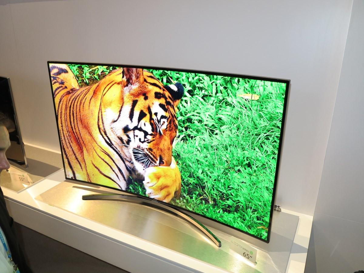 Efterstræbte Et TV til kr. 1 million - og andre Samsung TV - recordere.dk TF-05