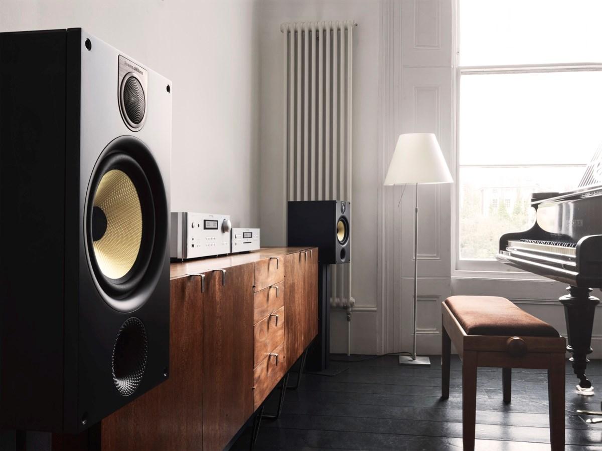 test ny b w 600 serie model 685 s2. Black Bedroom Furniture Sets. Home Design Ideas