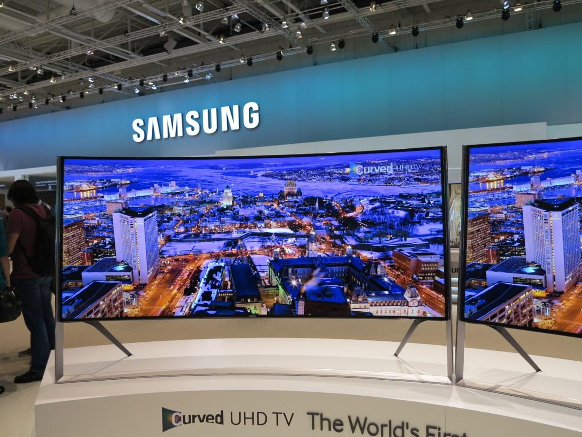 Sidste nye Nu kommer Samsungs TV til 1 million - recordere.dk FQ-06