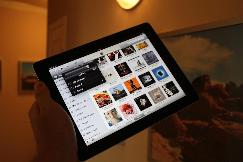 Test: Sådan virker AirPlay på Sonos - recordere.dk
