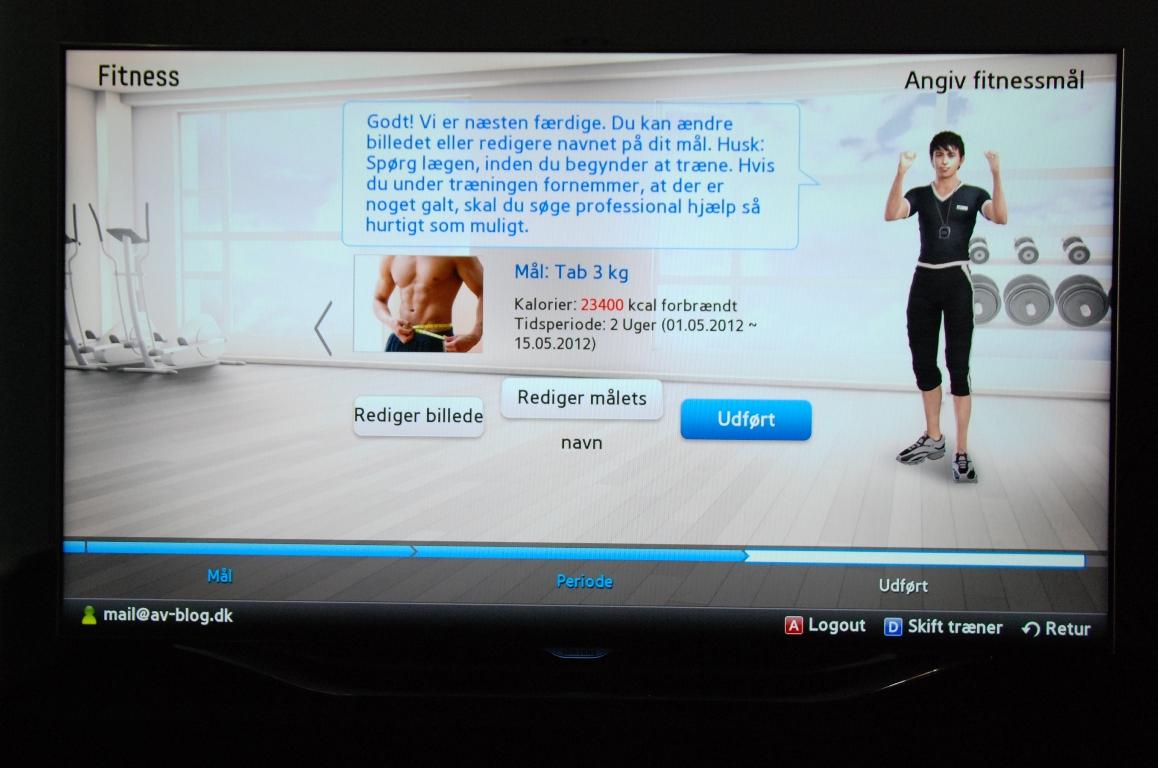 Anmeldelse af Samsung ES8005 LED TV - recordere.dk