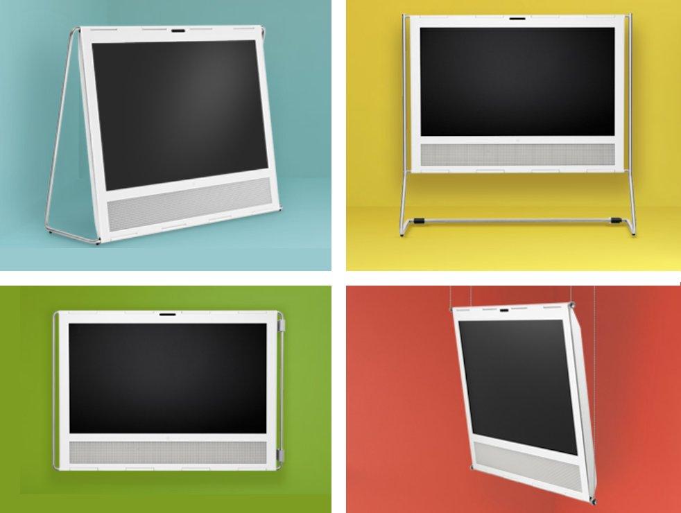 små fjernsyn