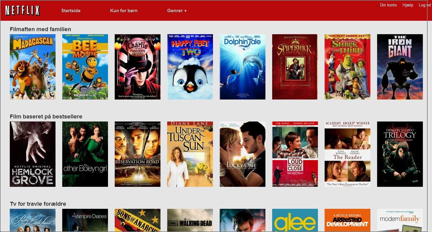 Netflix Filme Familie