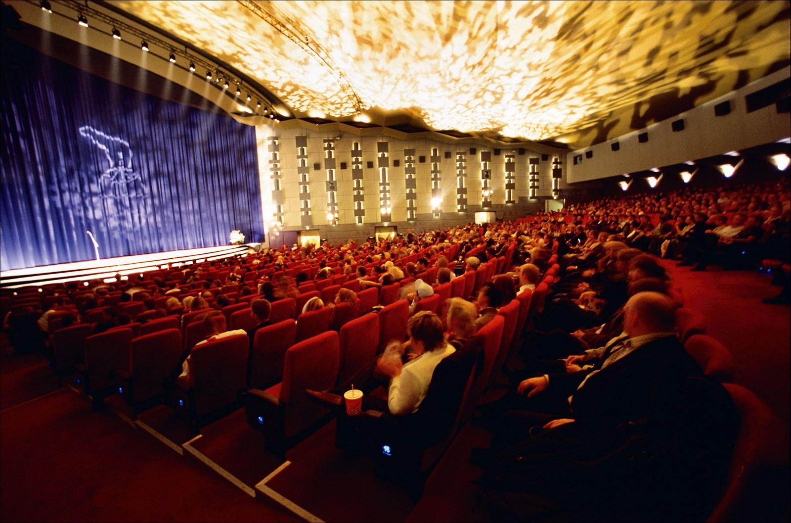 Nordisk Film biografer Århus C. edtube