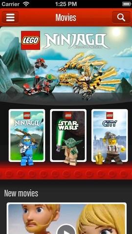 LEGO TV til børnene på iPad og iPhone - recordere.dk