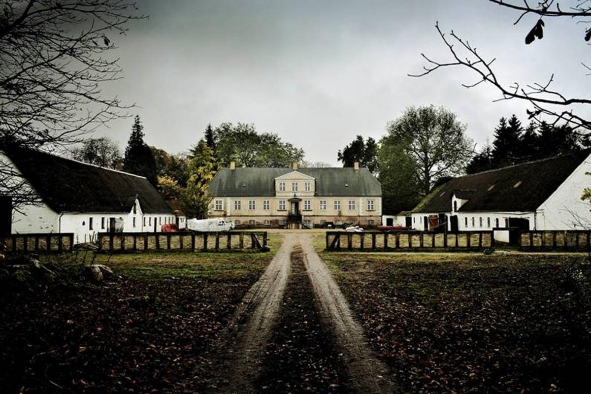 Grønnegården. Foto Martin Lehmann / DR