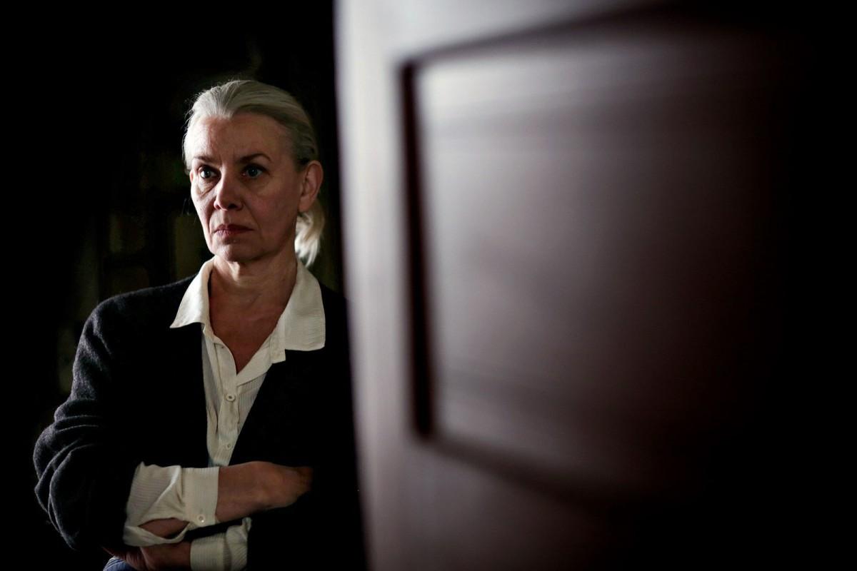 Veronika Grønnegaard (Kirsten Olesen). Foto: Martin Lehmann / DR