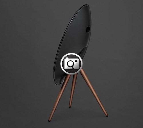 beoplay a9 nu i det nye sort. Black Bedroom Furniture Sets. Home Design Ideas