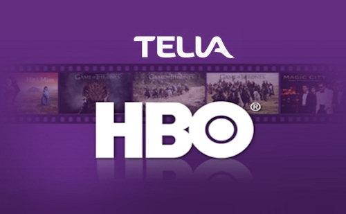Telia hbo