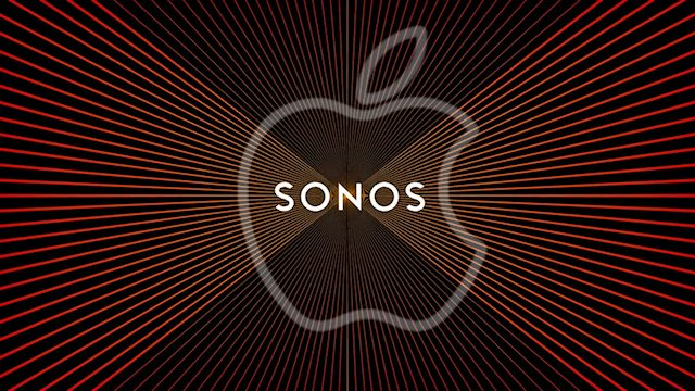 Sonos Apple Music illustration