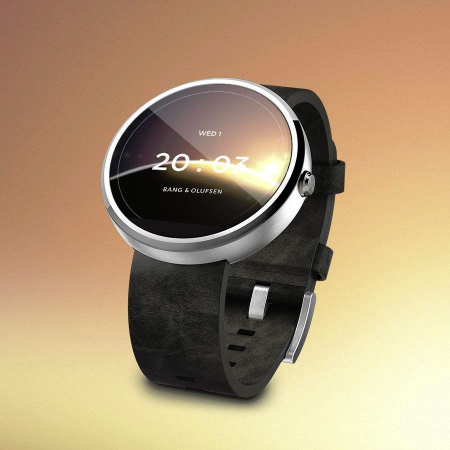 B&G, Bang & Olufsen, Android watchface