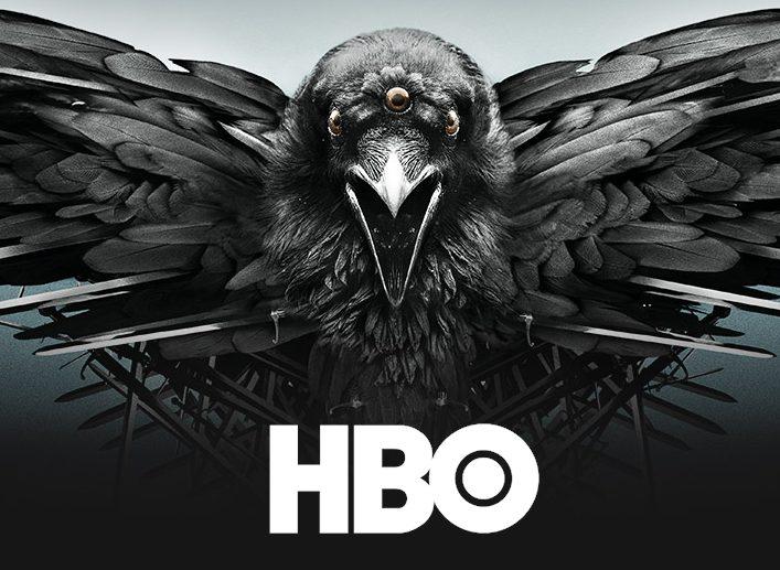 HBO Nordic fugl+logo