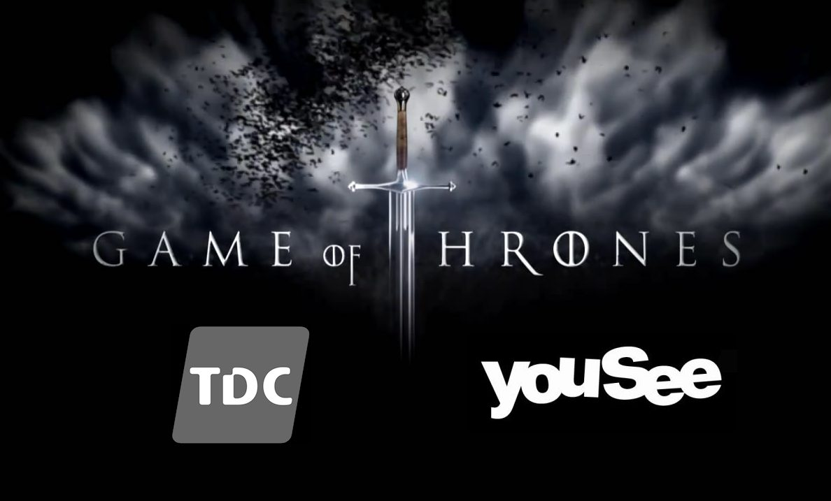 HBO Nordic TDC YouSee