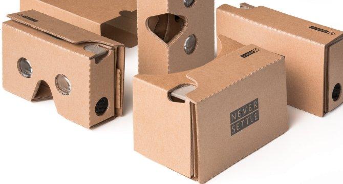 VR brillen som snart kan bestilles hos OnePlus