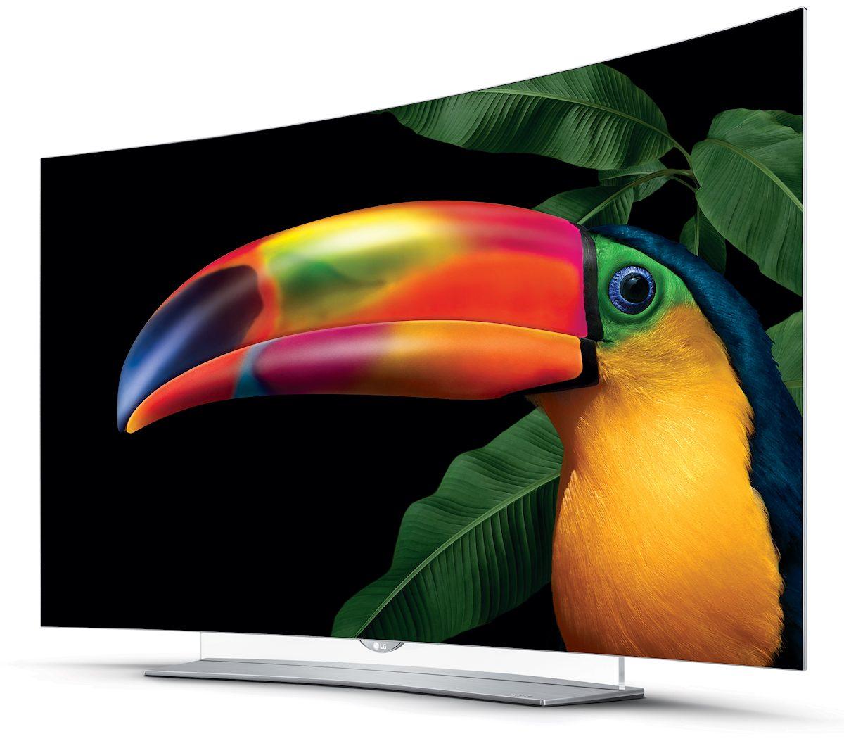 LG EG960V - 4K UHD OLED TV