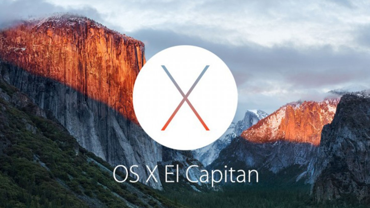 Apple MacOS X El Capitan
