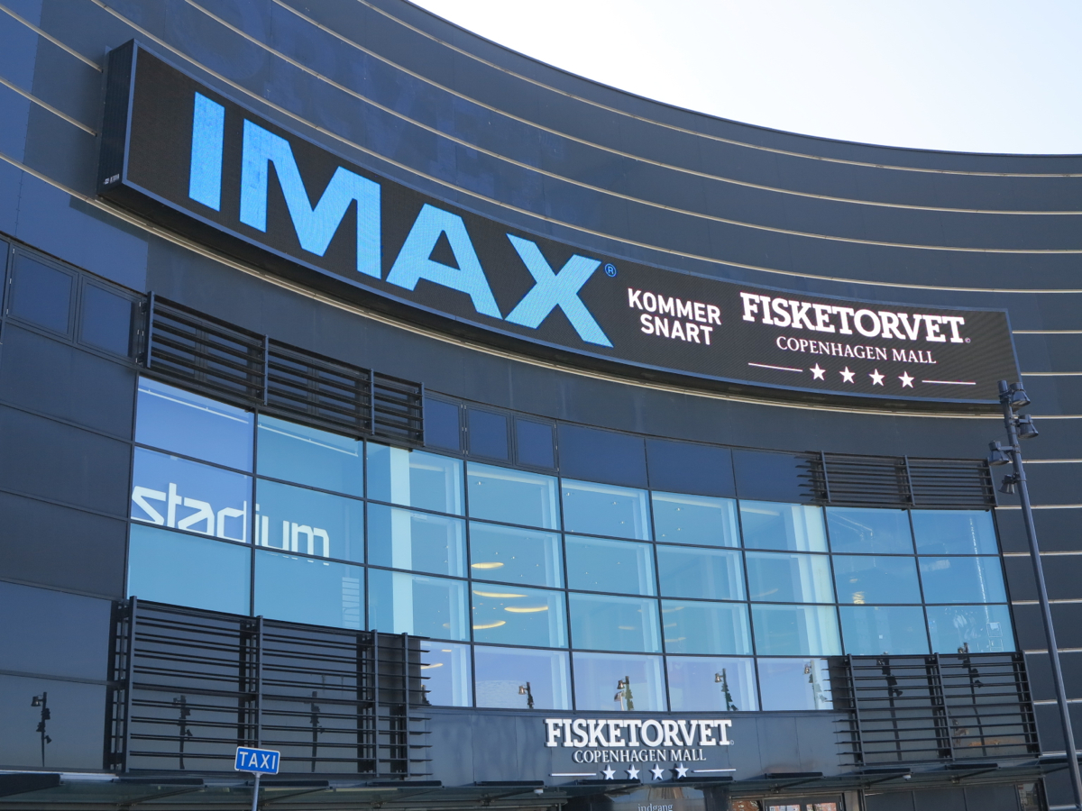 IMAX København. Foto: recordere.dk