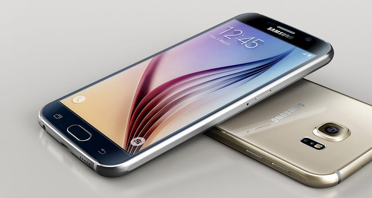 Samsung Galaxy S6 og S6 Edge er blandt de telefoner der har 4G+