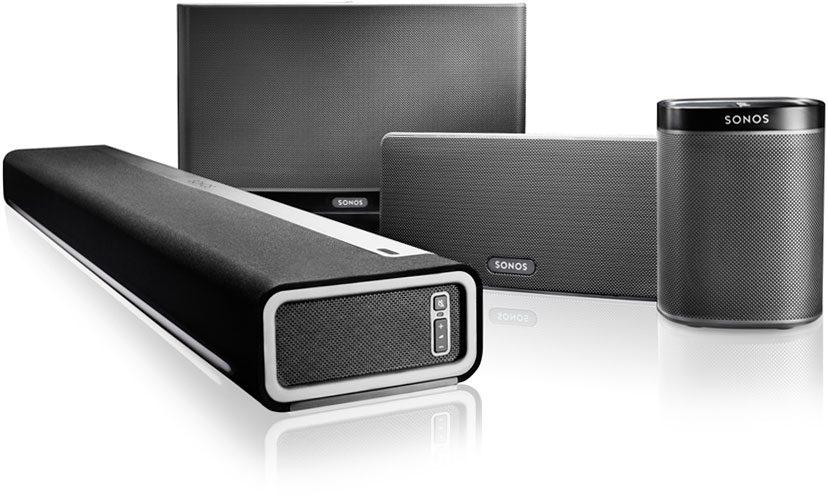 Sonos familie
