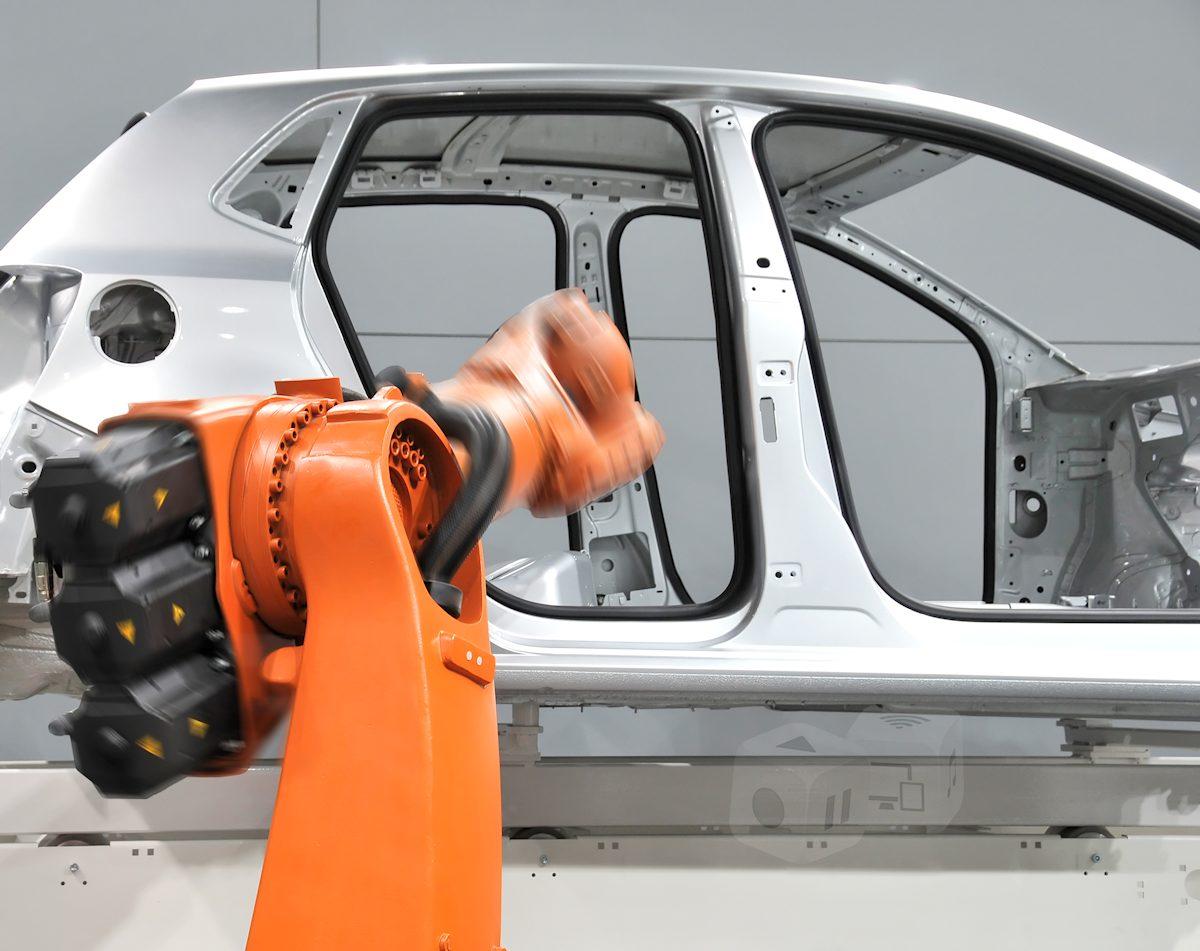 Robot bilindustri