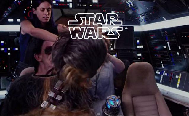 Star Wars 7 benytter mindre CGI og flere modeller/skuespillere. Illustration: recordere.dk