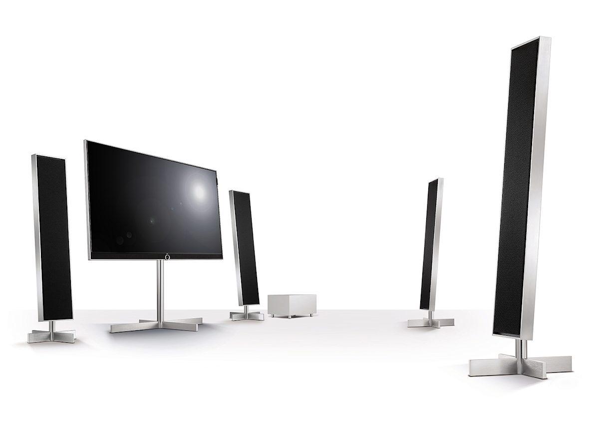 nyt reference tv fra loewe. Black Bedroom Furniture Sets. Home Design Ideas