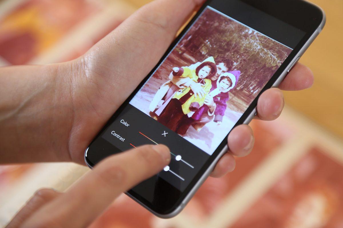Photomyne Scan App
