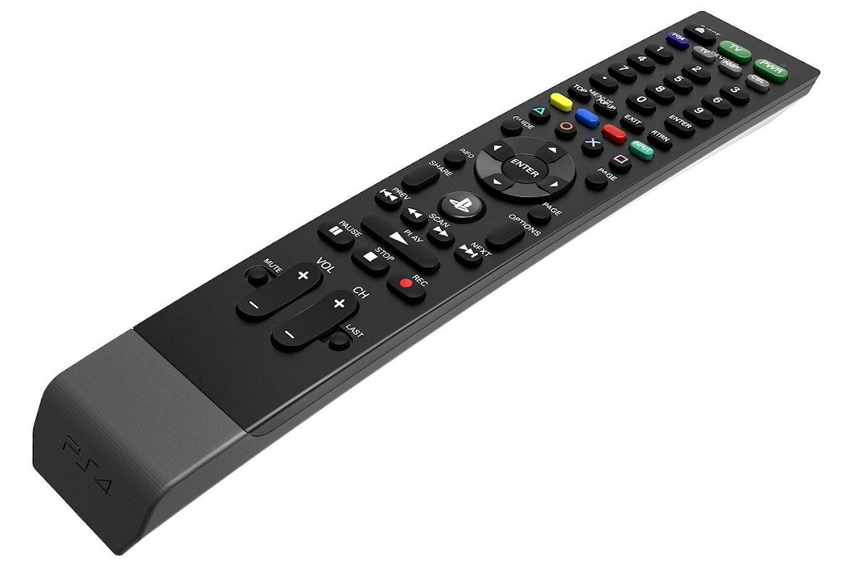 PS4 remote fjernbetjening