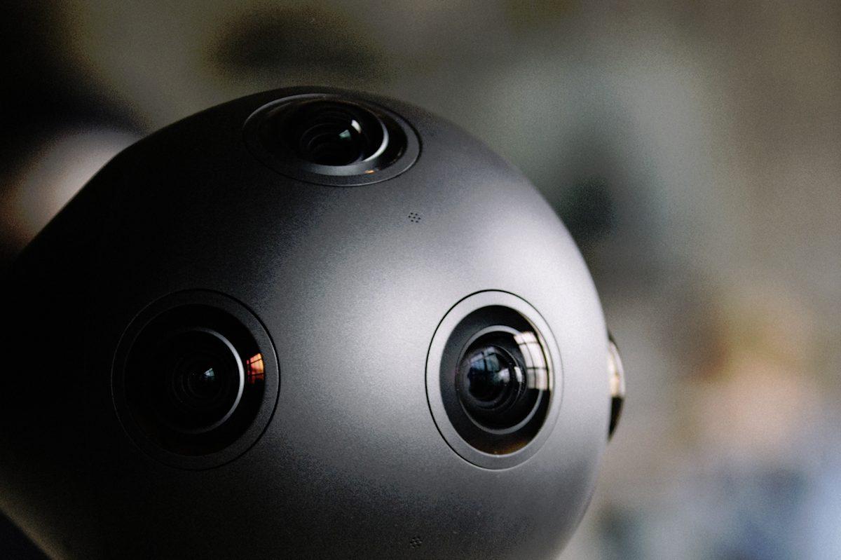 Nokia Ozo VR kamera