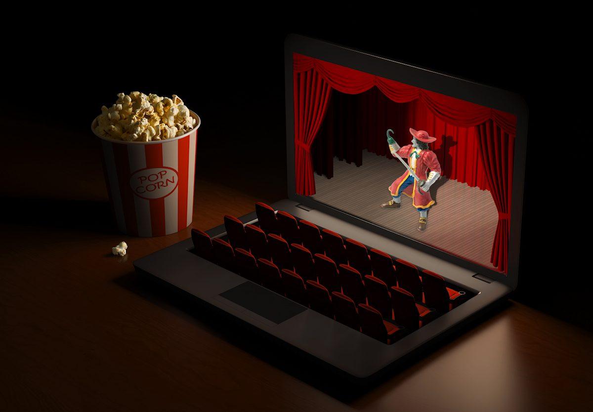 ulovlig film streaming