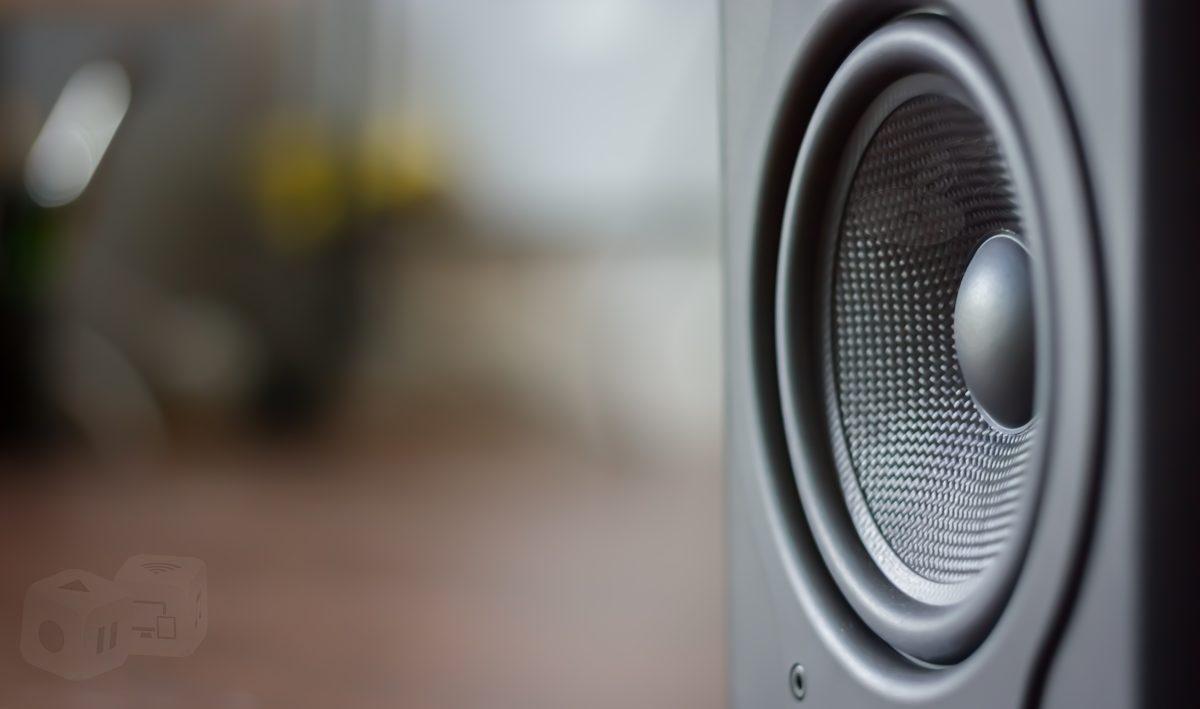 Sound lyd audio højttaler