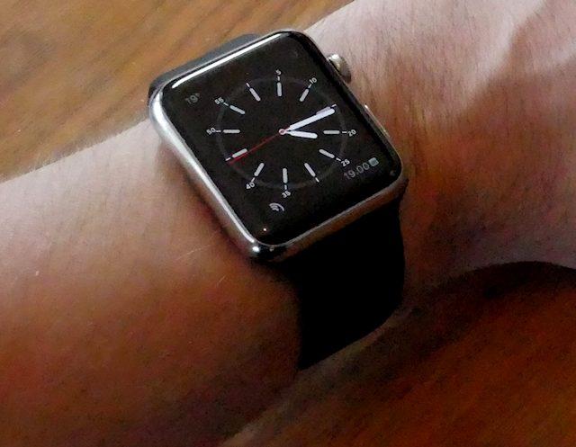 Apple Watch. Foto: recordere.dk