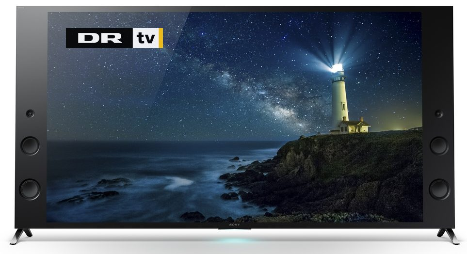 DR TV Sony Android TV