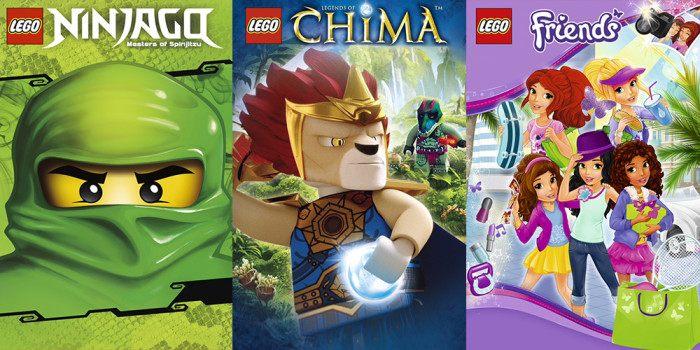 LEGO serier