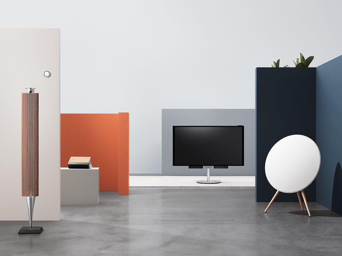 I BeoLink Multiroom spiller B&O-produkterne sammen trådløst