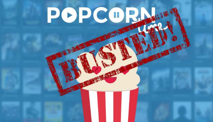 Det kan snart være slut for danske Popcorn Time brugere, hvis det står til Rettighedsalliancen.