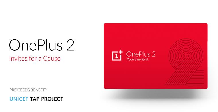 OnePlus 2 invitationer på auktion i en god sags tjeneste.