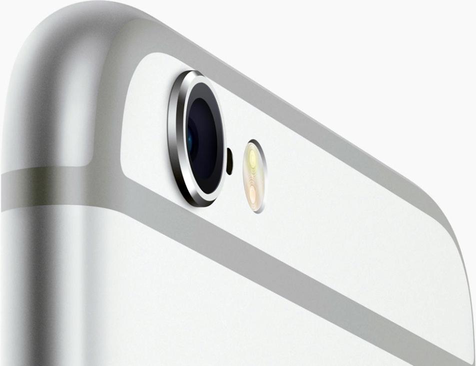 Dit kamera på iPhone 6 Plus kan være defekt.