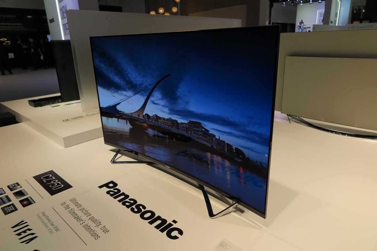 Panasonic OLED 2015