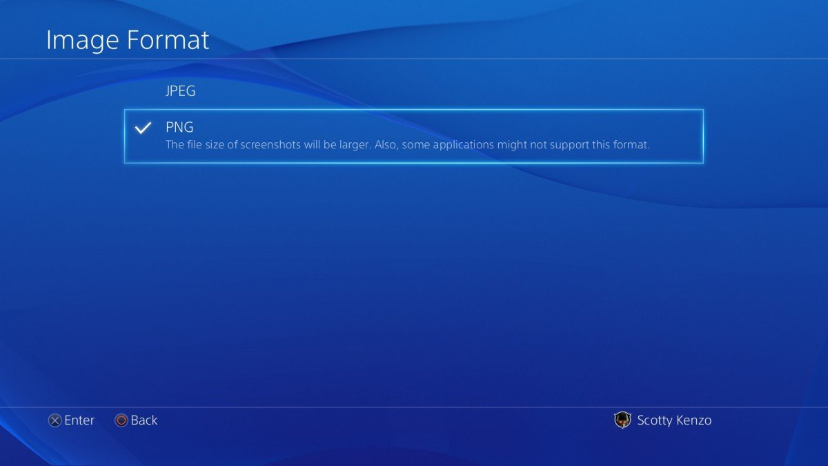PS4 System Software Update 3.0