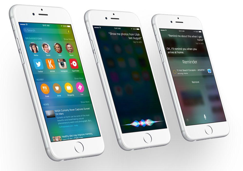 iOS9 Siri