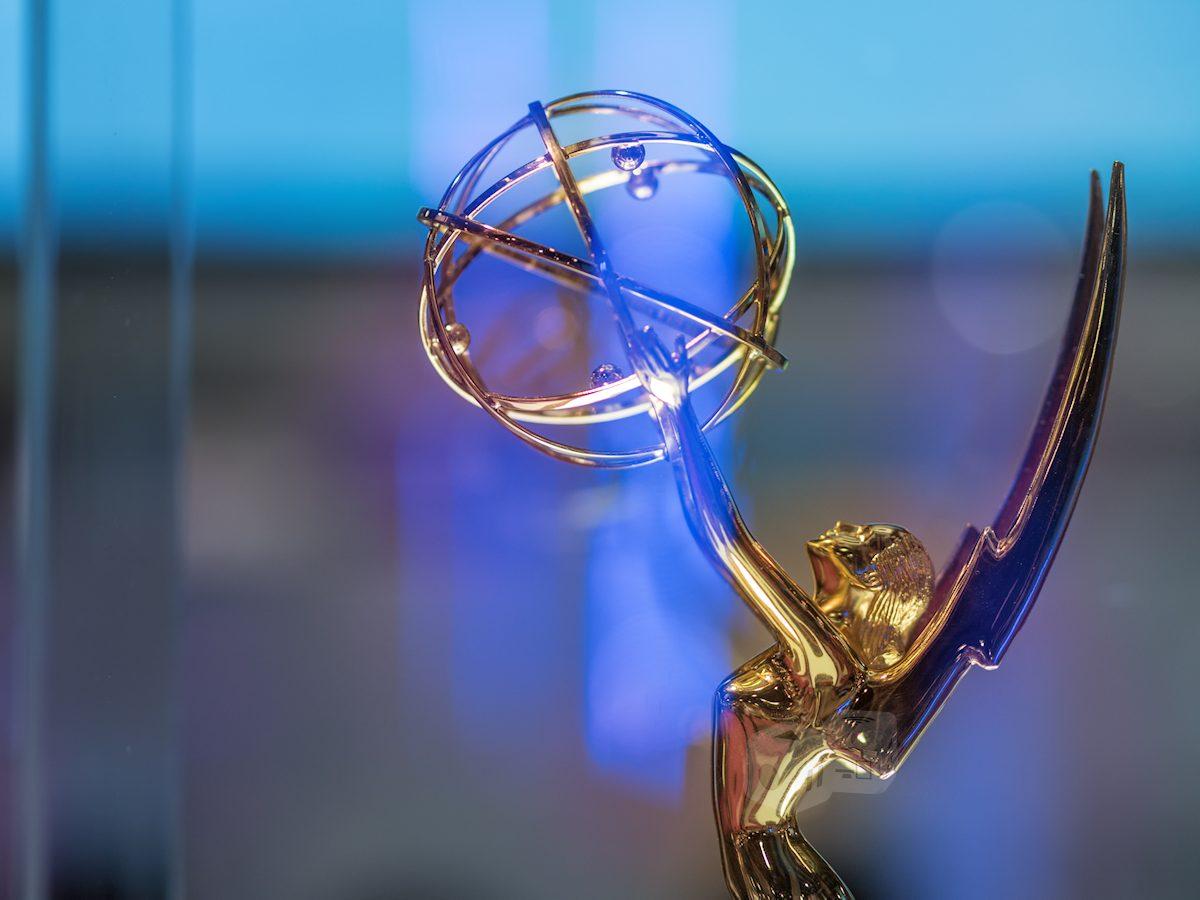 Emmy-statuetten. Foto: Shutterstock.com