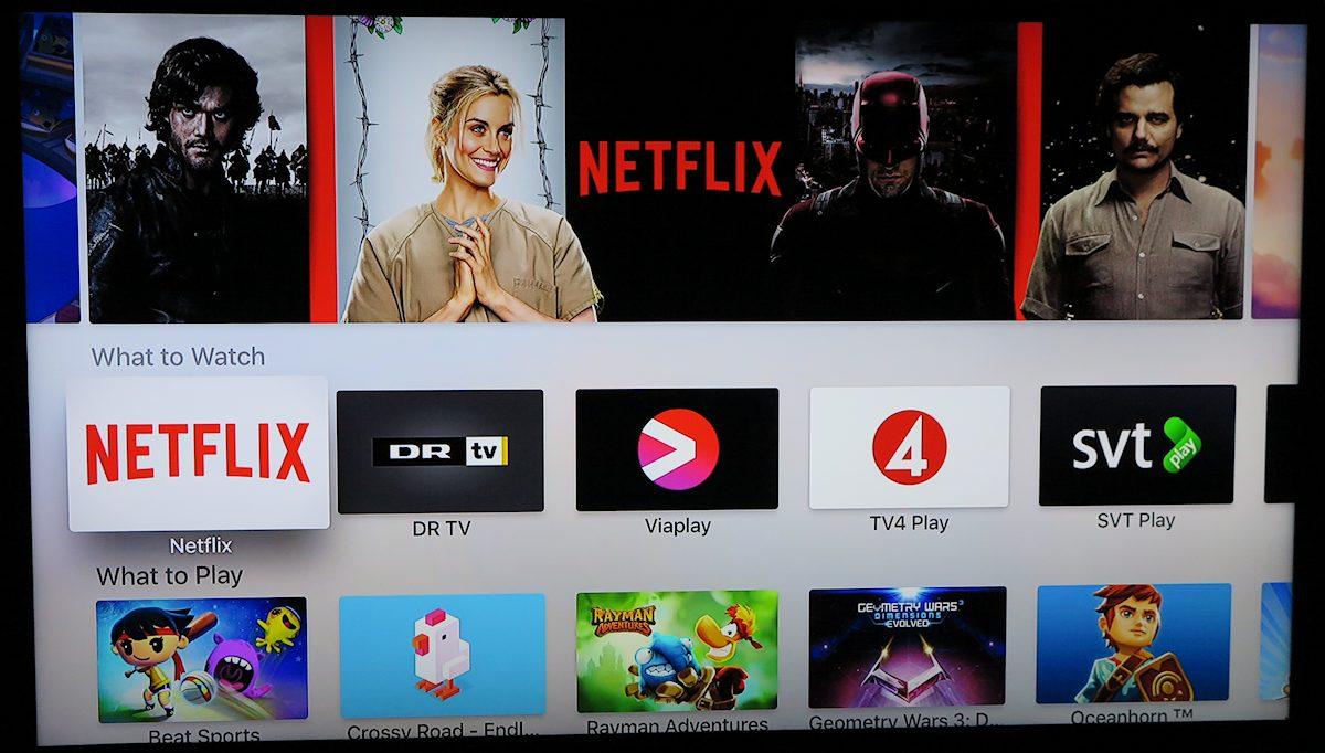 App Store forside. Foto: recordere.dk