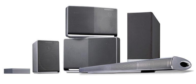 LG Music Flow multirum højttalere og soundbar
