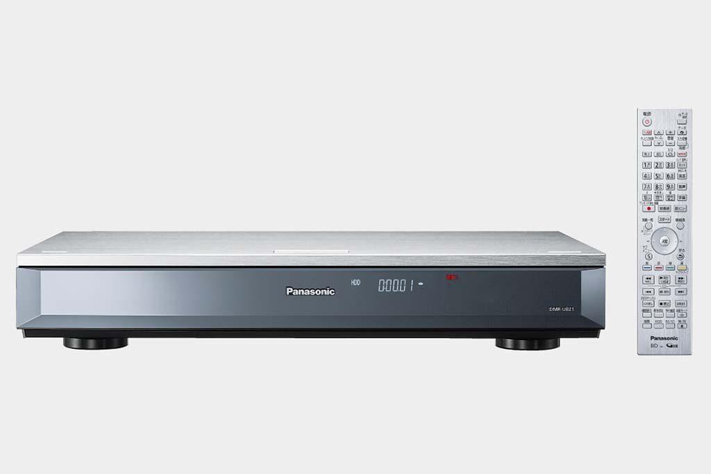 Panasonic DMR-UBZ1 Ultra HD Blu-ray afspiller
